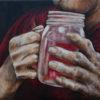 Mary - Oil on Canvas - 2016.