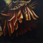 Sunflower - Oil On Canvas 11/2014