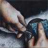 Dishwashing - Oil On Canvas - 2016